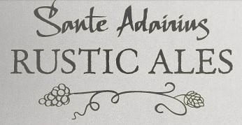 Sante Adarius Anais beer Label Full Size