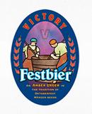 Victory Festbier beer