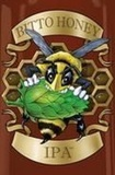 Prism Bitto Honey IPA Nitro beer