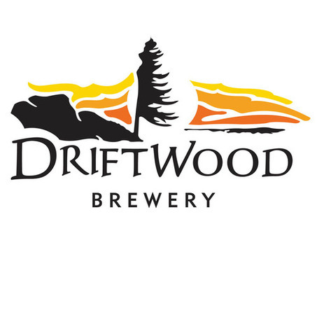 Driftwood White Bark beer Label Full Size