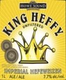 Howe Sound King Heffy Imperial Hefeweizen Beer