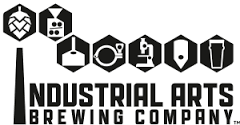 Industrial Arts Metric beer Label Full Size