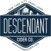 Descendant Dry Hopped Cider beer
