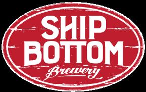 Ship Bottom Barnegat Lager beer Label Full Size