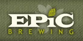Epic New England Style IPA beer Label Full Size