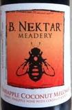 B. Nektar Pineapple Coconut Melomel beer