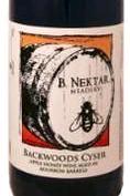B. Nektar Backwoods Cyser beer Label Full Size