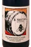 B. Nektar Backwoods Cyser beer