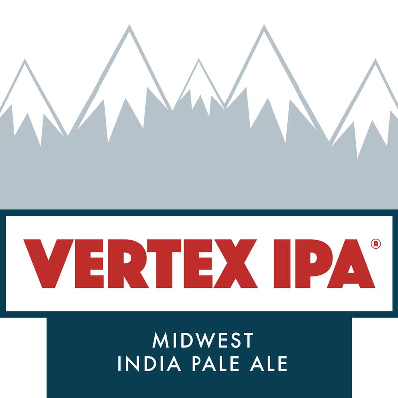 DESTIHL Vertex IPA beer Label Full Size