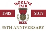 World's Fair 35th Anniversary Pale Ale Beer