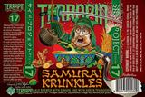 Terrapin Samurai Krunkles Beer