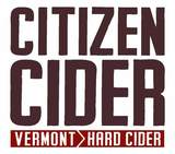 Citizen Cider Mister Burlington beer