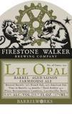 Firestone Walker Lil Opal 2016 beer