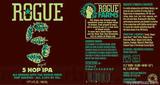 Rogue 5 Hop Black IPA Beer