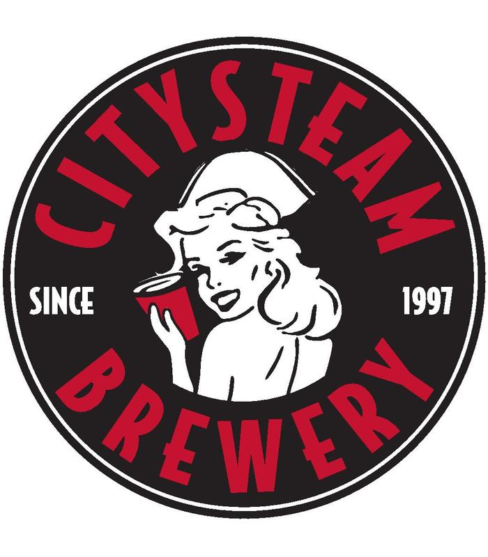 City Steam Brewery Jungle Crush beer Label Full Size