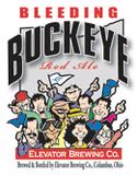 Elevator Bleeding Buckeye Red Ale Beer