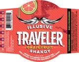 Curious Traveler Grapefruit  Shandy Beer