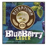 Rivertown Blueberry Lager beer
