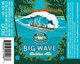 Kona Big Wave Golden Ale Beer