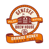 Genesee Pilot Batch Orange Honey Cream Ale Beer