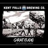 Kent Falls Gratitude Beer