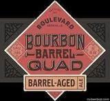 Boulevard Bourbon Barrel Quad 2017 Beer