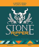 Stone Ripper Juicy Hops Pale Ale beer
