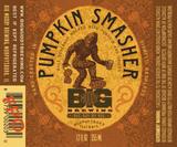 Big Muddy Pumpkin Smasher beer