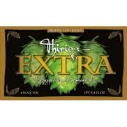 Thiriez Extra Farmhouse beer Label Full Size