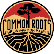 Common Roots Give & Take beer Label Full Size