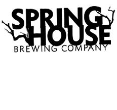 Spring House S.K.U.L.L. Series #1 Coconut Coffee Porter beer Label Full Size