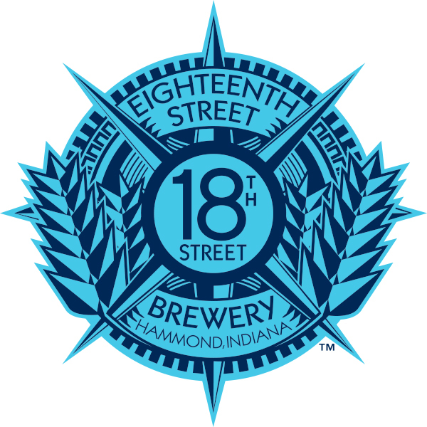 18th Street Psychedelic Lines Beer