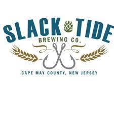 Slack Tide Tipsy Dipsy beer Label Full Size