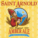 St. Arnold's Amber Ale Beer