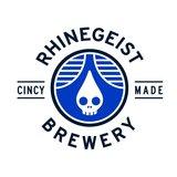 Rhinegeist Cougar Blonde beer