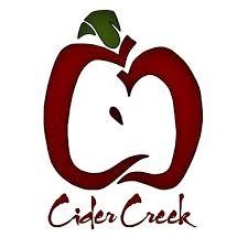 Cider Creek One In a Melon beer Label Full Size