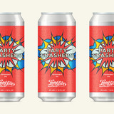 Long Live Party Crashers Beer