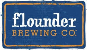 Flounder Xperimental Saison 02 beer Label Full Size