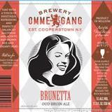 Ommegang Brunetta Beer