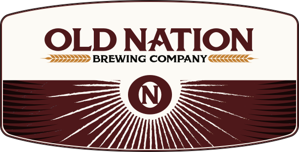 Old Nation Boss Tweed beer Label Full Size