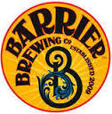 Barrier & Magnify Jump in the Line IPA beer Label Full Size