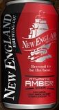 New England Atlantic Amber beer