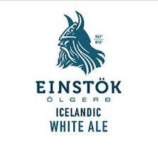 Einstök Ölgerð Icelandic White Ale beer Label Full Size
