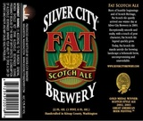 Silver City Fat Scotch Ale Beer