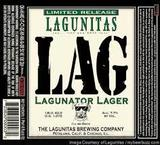 Lagunitas Lagunator Lager Beer