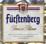 Fürstenberg Pilsner beer