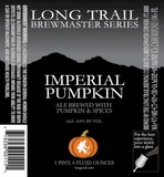 Long Trail Imperial Pumpkin Ale beer