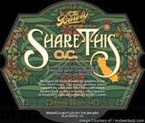 The Bruery Share This: OC 2017 Beer