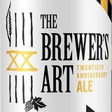 The Brewer's Art Spoke'd beer