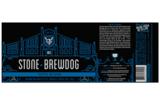Stone Brewdog Super BASHAH Beer